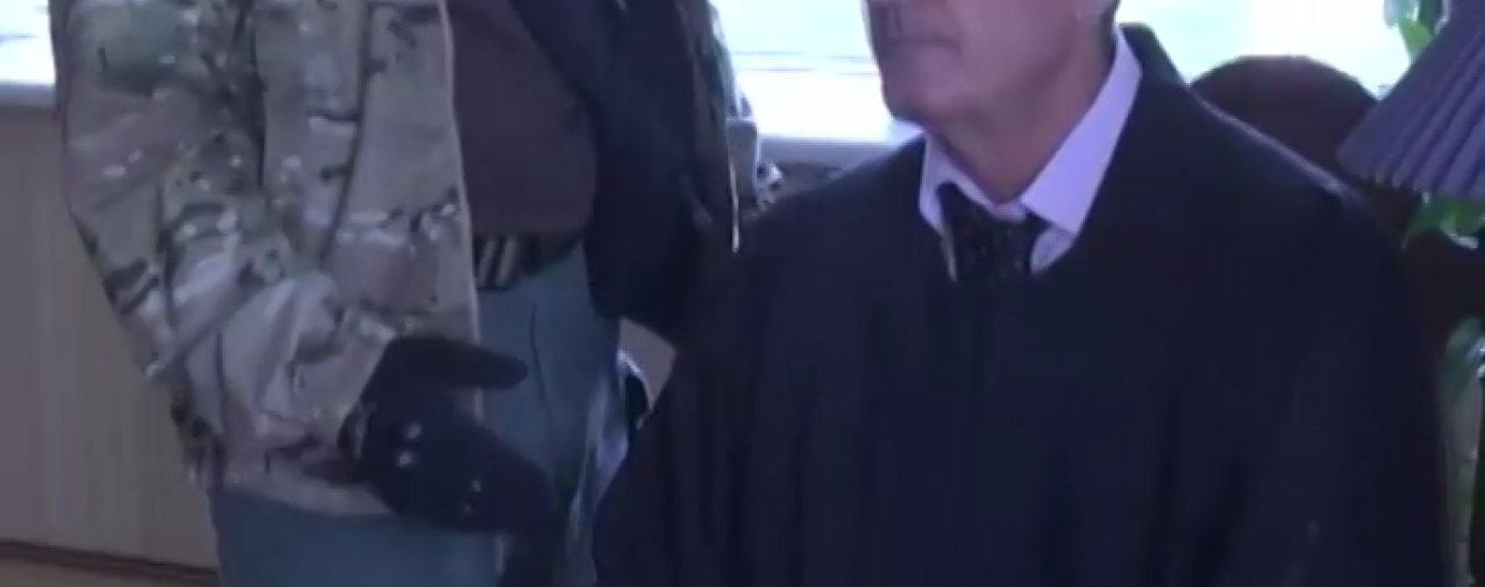 ГПУ оголосила у розшук голову Апеляційного суду Антона Чернушенка