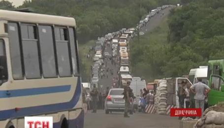 У Донецькій області на лінії розмежування почнуть продавати продукти харчування та ліки