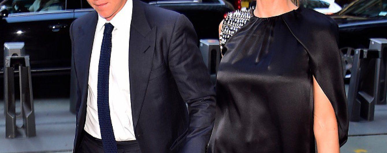 Молодой любовник помогает Хайди Клум выглядеть стройной