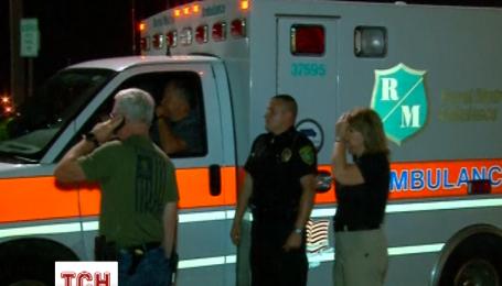 В Техасе эвакуируют людей из-за возгорания поезда с токсичными веществами