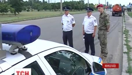 Миколаївська область провела першу добу без ДАІ