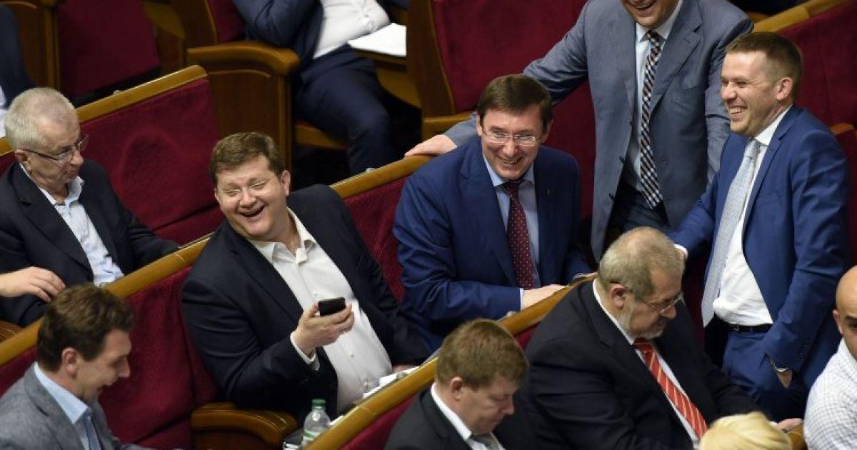 Рада утвердила государственное финансирование партий