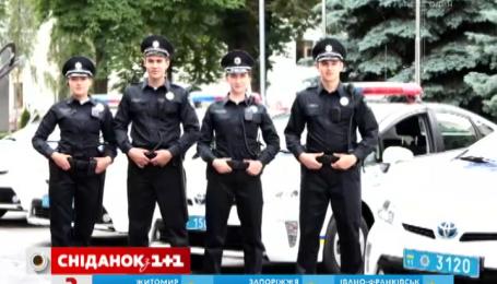 Новая полиция появится в Киеве 4 июля