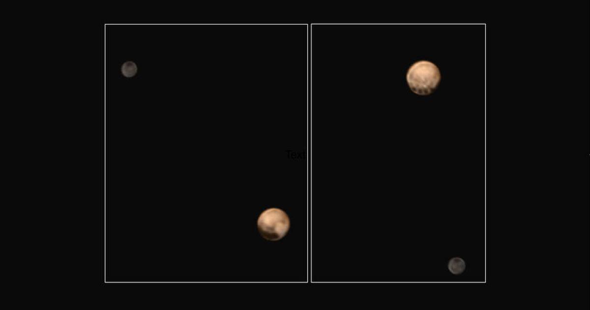 New Horizons здивував науковців новими фото @ NASA