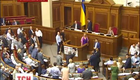 Депутаты хотят отменить результаты голосования за закон о реструктуризации валютных кредитов