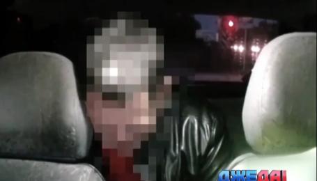 В России пьяный нарушитель ПДД слезно раскаялся во всех грехах
