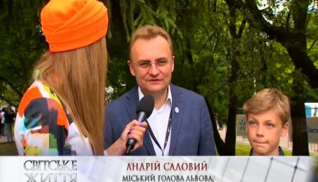 Дружина Андрія Садового не ревнує його до нової помічниці Яніки Мерило