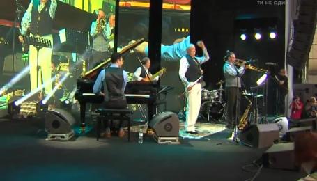 Як українські зірки слухали джаз у Львові