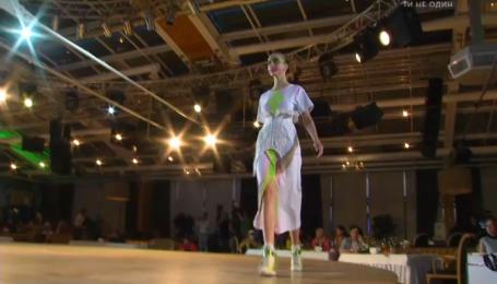 Украинские дизайнеры показали в Одессе круизные коллекции
