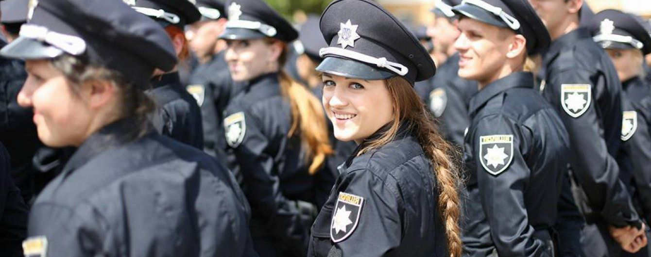 Патрульным полицейским Украины увеличили заработную плату