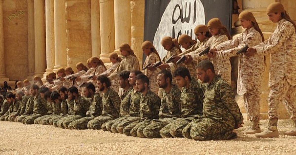 Обезглавливания, сожжения и распятия: исламисты наводят ужас на мирных жителей