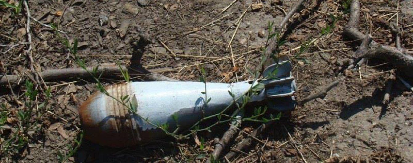 За тиждень з ОРДЛО прилетіло понад півтори тисячі важких снарядів