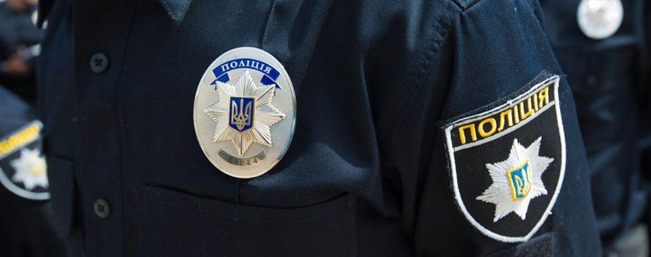 Киевские полицейские впервые задержали преступника, который находился в розыске