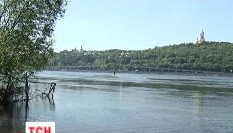В Украину пришла настоящая летняя жара