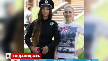 Новая украинская полиция вышла на патрулирование