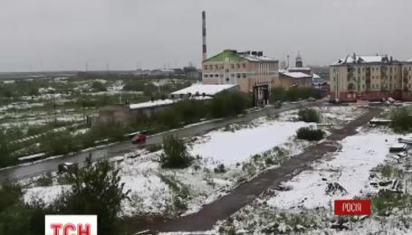 В российскую Воркуту неожиданно вернулся отопительный сезон