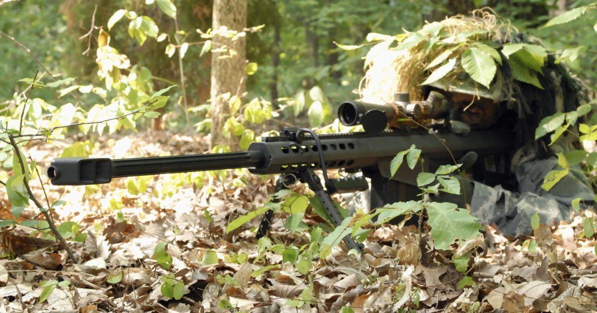 Под Счастьем зверствуют снайперы из армии РФ