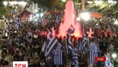 Греция обвалила европейские фондовые рынки