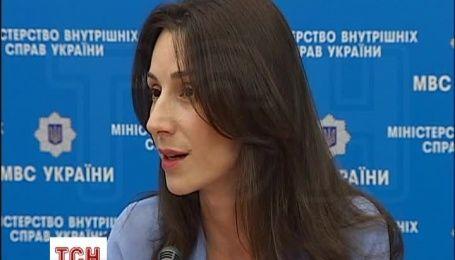 Згуладзе прокомментировала побитые машины и утерянные пистолеты новых патрульных