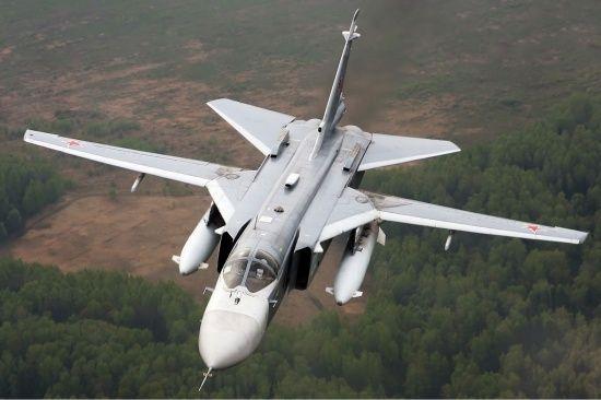 У Сирії збили Су-24 армії Асада