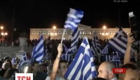 Референдум в Греции обвалил европейские фондовые рынки