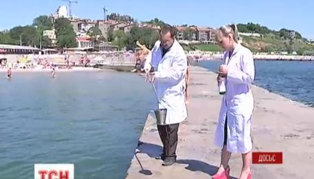 Санстанция не рекомендует купаться на пляжах Одессы