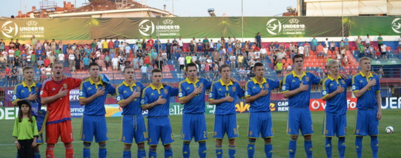 Игроки сборной Украины настроены выиграть греческую евробитву с французами