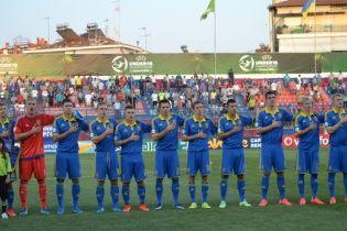Гравці збірної України налаштовані виграти грецьку євробитву з французами