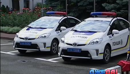 Згуладзе отчиталась о начале работы полиции в Киеве