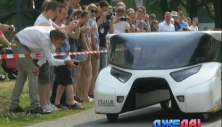 Австралийские студенты создали экомобиль на солнечных батареях