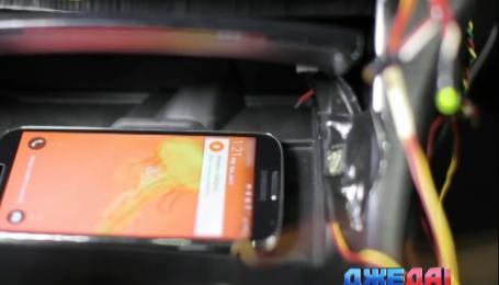 В США автомобили оборудуют кондиционерами для смартфонов