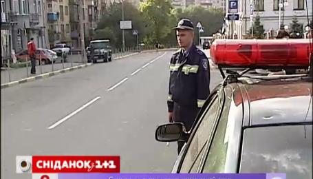 Штрафы за нарушение правил дорожного движения в Киеве можно будет оплатить онлайн