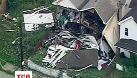В невеличкому містечку в США вибухнув будинок