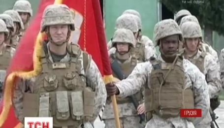 В Грузии проходят военные учения НАТО