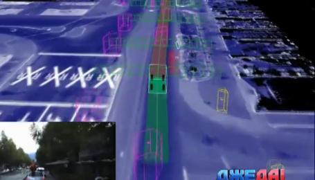На дороги Техаса выехал Google-автомобиль без пассажиров в салоне