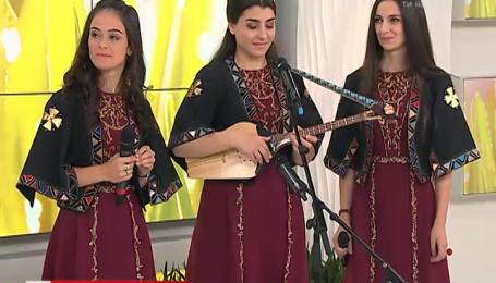 У Києві відбудеться концерт тріо Mandili з Грузії