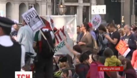 У Лондоні через страйк на добу закрилося метро