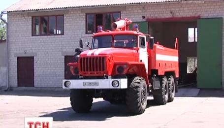 На Киевщине фиксируют высокий 5-й класс пожарной опасности