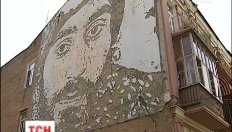 В Киеве появился барельеф Сергея Нигояна, расстрелянного на Евромайдане
