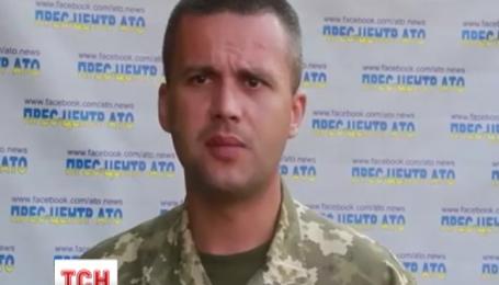 За вечір у штабі АТО нарахували 40 обстрілів позицій українських військових