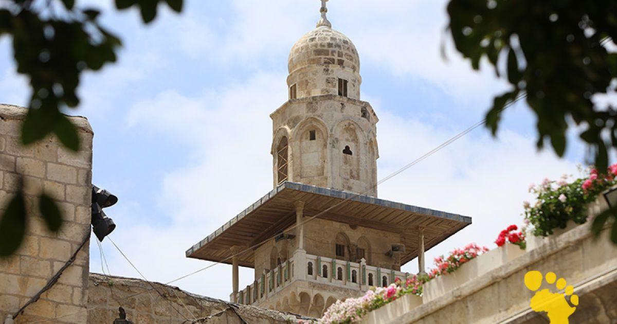 Мечеть у Єрусалимі @ Фото: Євген Рафаловський