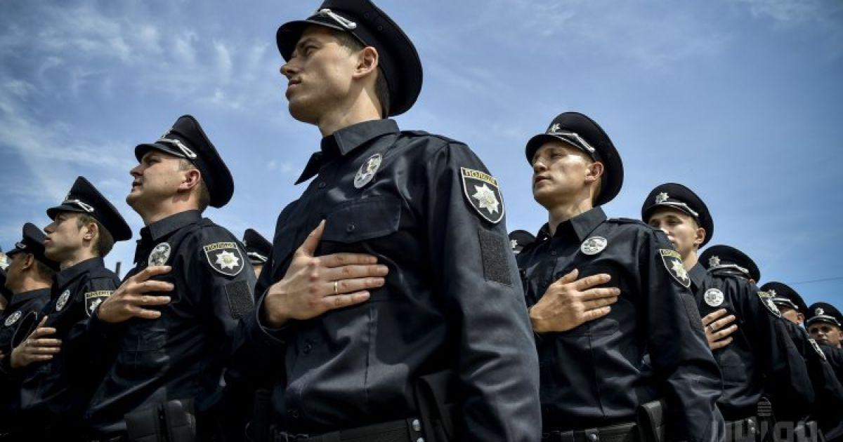 В Киеве полиция нашла авто еще до заявления о его похищении