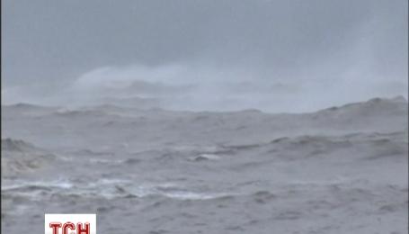 Китай готовится встречать тайфун
