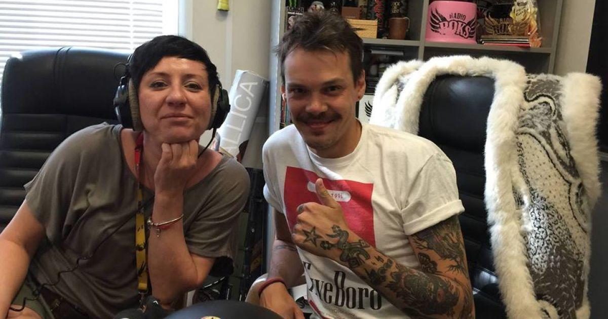 Татуированный полицейский стал звездой Сети @ Facebook/RadioROKS