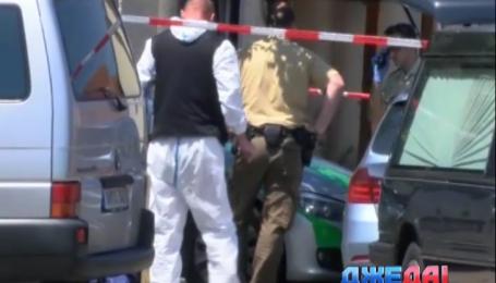 Неадекват за рулем расстрелял двух человек в Мюнхене