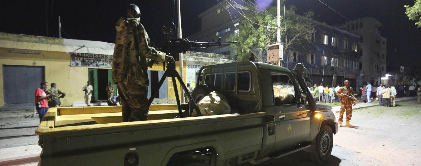 У столиці Сомалі ісламісти захопили ресторан