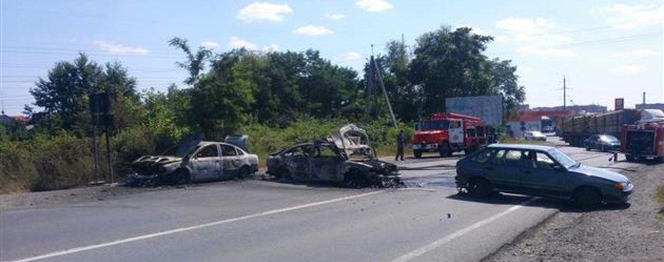 Кровавой стрельбой в Мукачево занялся Антитеррористический центр СБУ