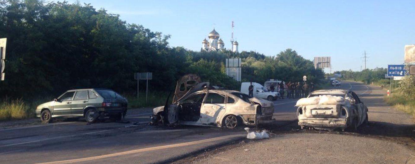 СБУ та МВС оприлюднили заяву з приводу стрілянини у Мукачеві