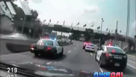 Голый человек по имени Хесус украл полицейскую машину