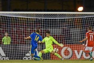 Збірна України завершила виступ на Євро-2015 без перемог